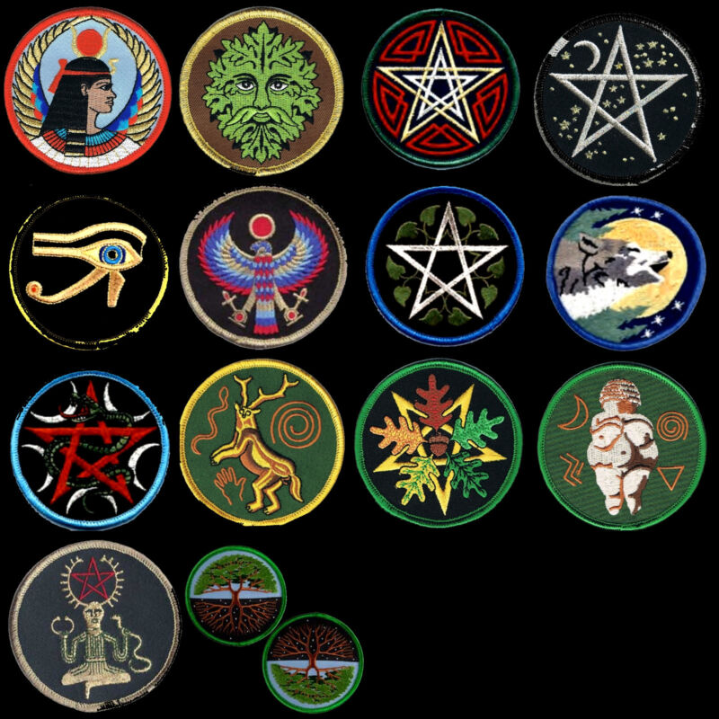 Pagan Patch Selection Assortment (each)