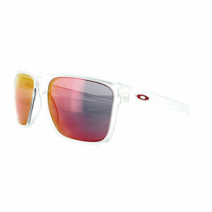 Oakley-Gafas-de-sol-plata-XL-oo9341-09-MATE-CLARO-Linterna-Iridio