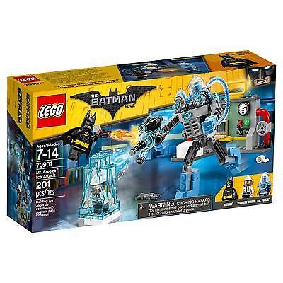 LEGO® Batman Movie - Mr. Freeze™ Ice Attack 70901