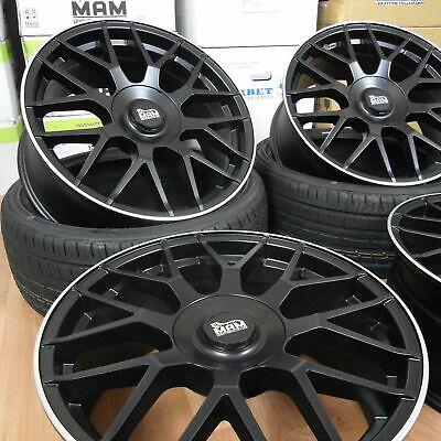 19 Zoll Alufelgen GT1 Mercedes A A45 W176 W169 B W246 W245 C W205 204 AMG CLA