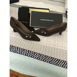Annabelle new leather shoes Auburn Auburn Area Preview