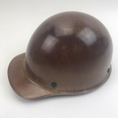 Skullgard Hard Hat Helmet Msa L-10 Medium Construction Mining Free Shipping