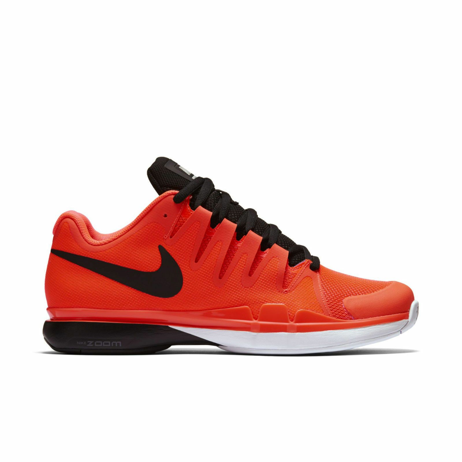 Nike Zoom Cage 2 Women's Tennis Shoes, Orange (£67) ❤ liked