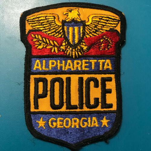 Alpharetta Police Fulton County Georgia GA Patch