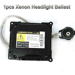 Xenon Hid Headlight Ballast Control Module 8596751040 For Lexus Toyota 2006 2017