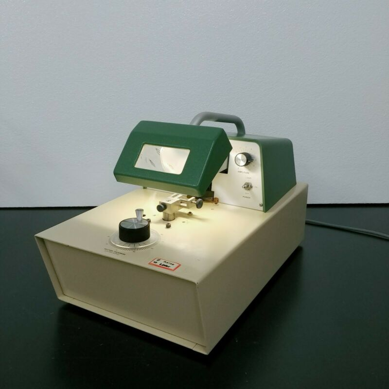 Vibratome Series 1000 Tissue Sectioning System Vibrating Microtome