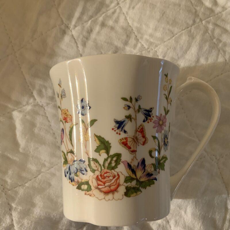 Aynsley Cottage Garden Mug Lot of 2