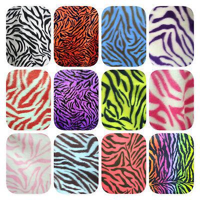 Animal Print Fleece Fabric 60