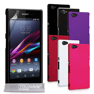Accessories For Sony Xperia Z1 Compact Best Hard Tough ...