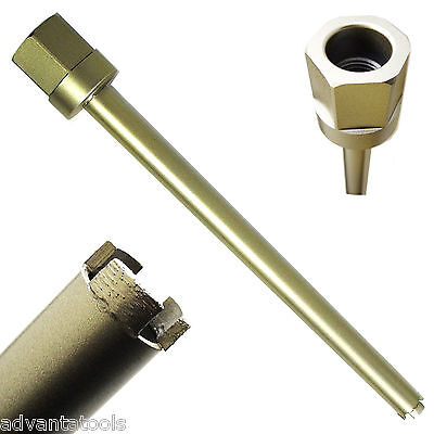 1-18 Wet Diamond Core Drill Bit For Hard Concrete Brick Block Masonry