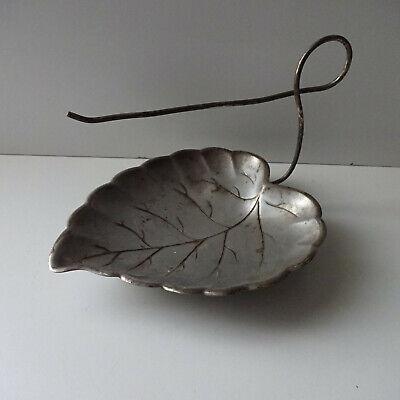 Bowl Brass Sheet Leaf Shape