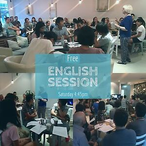 Free English Session Surfers Paradise Gold Coast City Preview