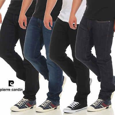 PIERRE CARDIN Herren Jeans Lyon Hose Tapered Future Flex Super Stretch Premium 3 Premium Herren Jeans