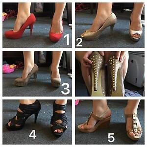 Shoes for sale Camillo Armadale Area Preview