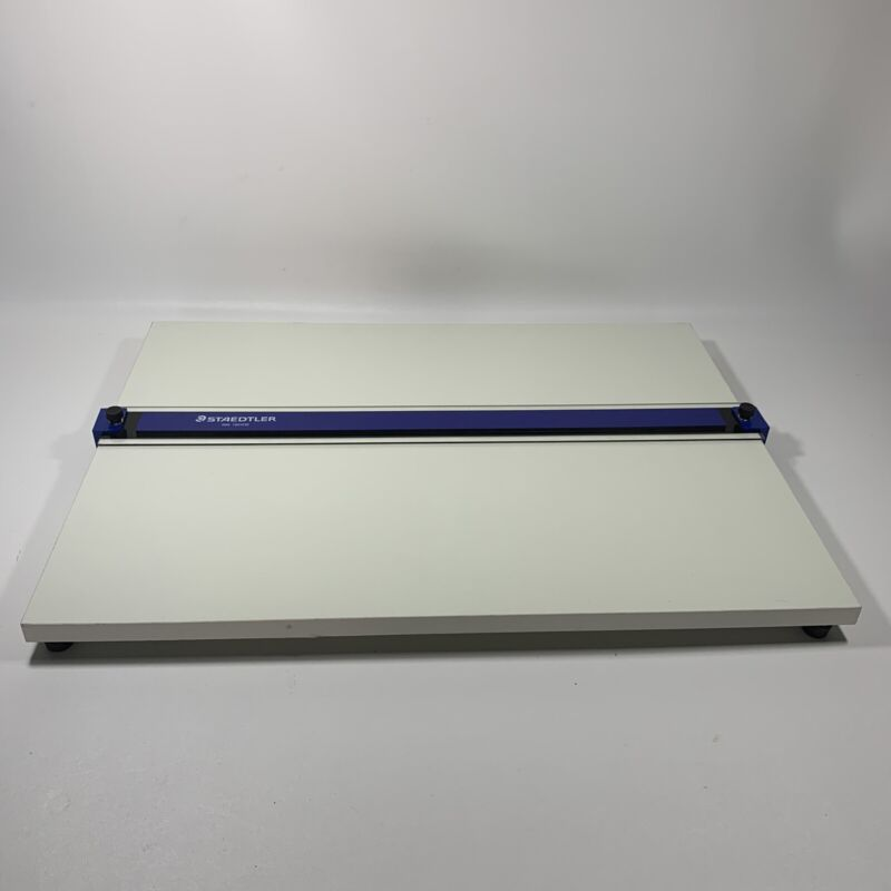 """Staedtler Parallel Straightedge Drawing Board 18"""" X 24"""" 999 1824DB"""
