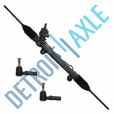 Power Steering Rack and Pinion wo Magnasteer   Outer Tie rods for Chevy Buick