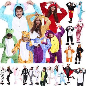 pyjama combinaison costume deguisement animal panda ours. Black Bedroom Furniture Sets. Home Design Ideas