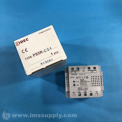 Idec Ps5r-c24 Switching Power Supplies Ps5r Series Fnfp