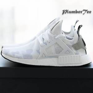 W US7.5 | M US 12 Brand New Adidas Original NMD XR1 Camo White Melbourne CBD Melbourne City Preview