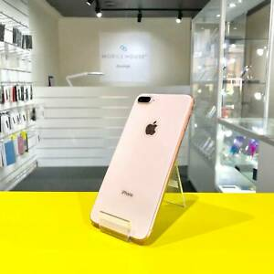 iPhone 8 Plus Gold 64G/256G Preloved Mint Condition with Warranty