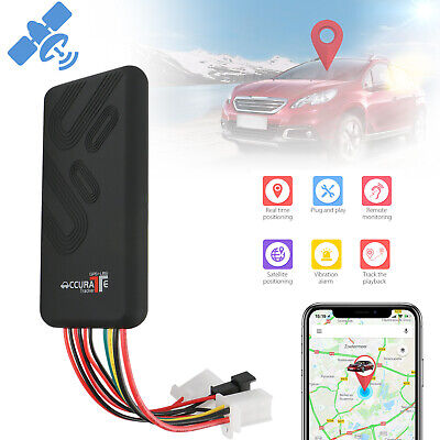 Real Time GPS Tracker GSM GPRS Tracking Device for Car Vehic