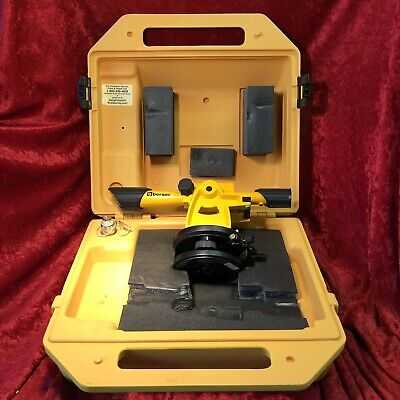Cst Berger 54-140b Transit Surveyor Level With Case Clean Minty Ready For Work