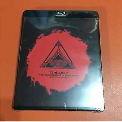 Babymetal Trilogy Metal Resistance Episode Iii Apocalypse The One Blu Ray Only