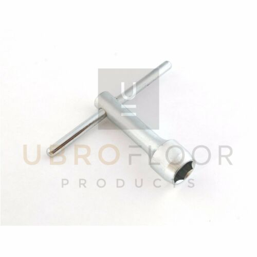 987300 Paper Wrench for Clarke Super 7R floor sander OEM