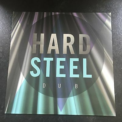HARD STEEL - HARD STEEL DUB LP - (still sealed) - STUDIO 16 PRODUCTION