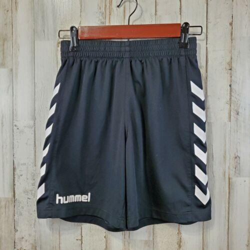 Hummel Youth Shorts YL Black Soccer Athletic
