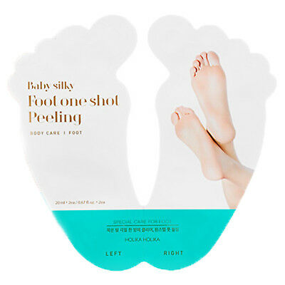 Holika Holika Baby Silky Foot One Shot Peeling 20ml 1pair