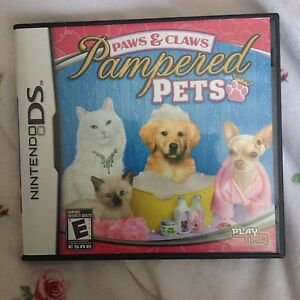 Pampered Pets Nintendo Ds game!  West Island Greater Montréal image 1