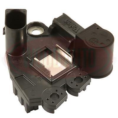 12V Alternator Voltage Regulator Brush Box Genuine Valeo Bmw Wood Auto Val599101