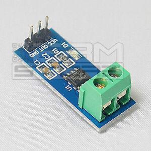 Sensore-di-corrente-ACS712-20A-amperometro-shield-arduino-ART-CG01