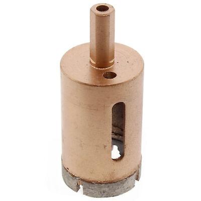 35mm Sintered Diamond Hole Saw Cutter Core Drill Bit Masonry Drilling Bits Tools
