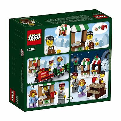 Holiday Train - Lego Holiday Building Playset Christmas Train Ride Educational Game Kids NEW
