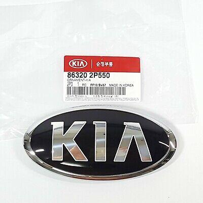 Genuine 863202P550 Rear Trunk Tail KIA Logo Emblem For Kia Sorento 2013-2014
