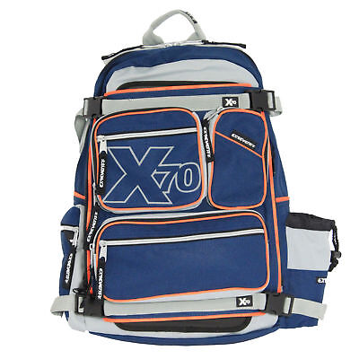 Exseventy X70 Deluxe Snowboard Skateboard Backpack