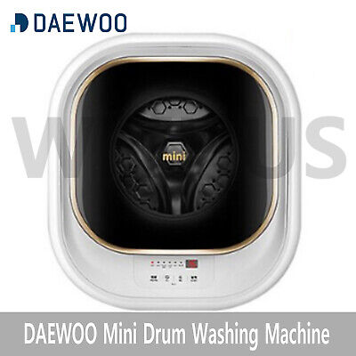 Daewoo Wall Mounted Mini Drum Washing Machine DWD-03MCWR(Korean version / 220V), used for sale  Shipping to Nigeria