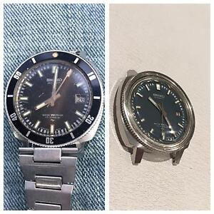 Wanted: watches for spare parts. Seiko Citizen & Swiss Wangi Wangi Lake Macquarie Area Preview