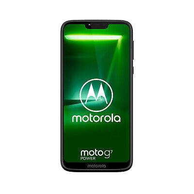 MOTOROLA Moto G7 Power 64 GB Ceramic Black Dual SIM