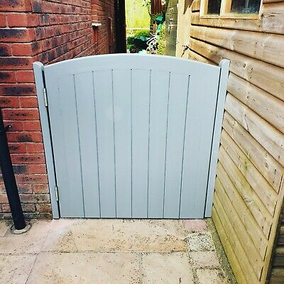 Garden Gate Handmade Wooden Cottage With Mortice & Tenon, Made to Measure sevice