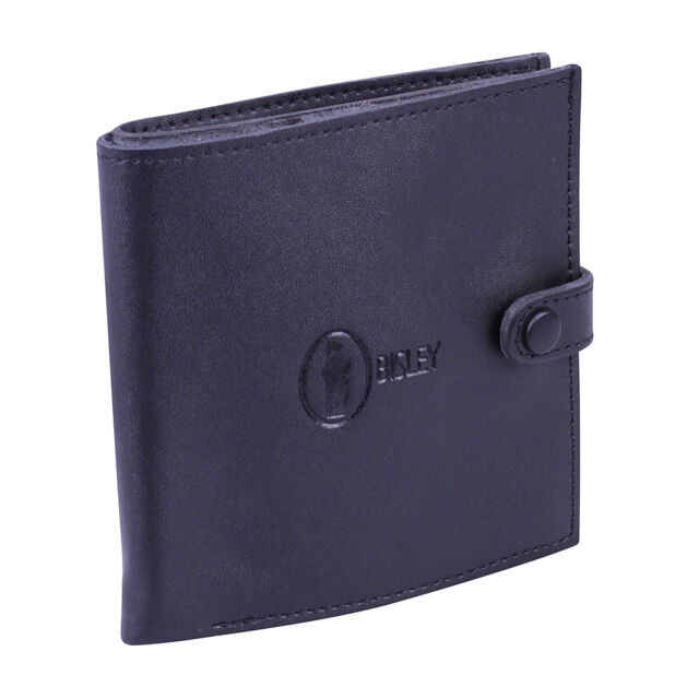 Bisley Leather Certificate Wallet Shotgun Rifle Firearm License Licence Holder