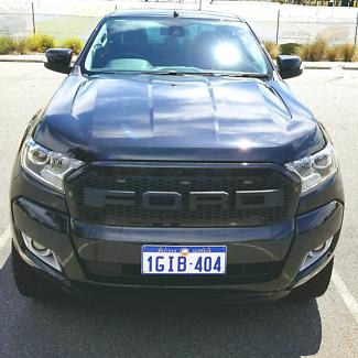 2016 Ford Ranger XLT auto