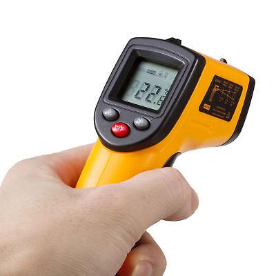 Non-contact Digital Laser Ir Infrared Temp Meter Temperature Gun Thermometer