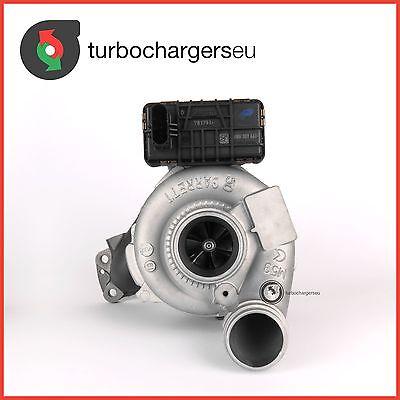 Turbo Elektronik (Turbolader Mercedes E-Klasse 350 CDI W212 170 Kw 231 PS 781743 OM642 +Elektronik)