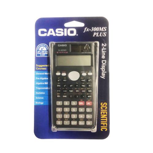 Fx-300Ms Scientific Calculator, 10-Digit Lcd, Total 2 EA