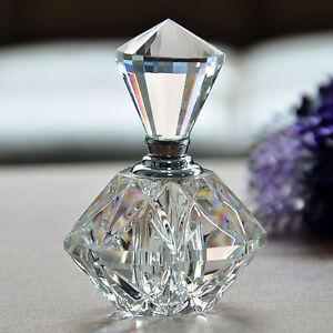 Vintage-Crystal-Perfume-Bottle-Art-Home-Decor-Ladies-Wedding-Favor-Gifts-New