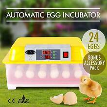 24 Egg Incubator Fully Automatic Digital LED Turning Chicken Duck Brisbane City Brisbane North West Preview