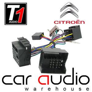 Autoleads-SOT-040-Citroen-C2-C3-Bluetooth-Parrot-SOT-Lead-T-Harness-ISO-Adaptor